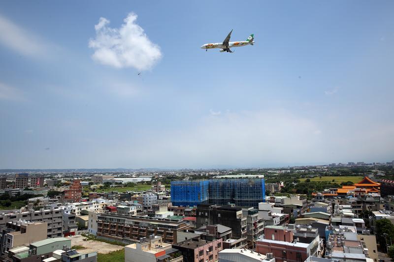 桃園航空城炒地皮爭議不斷,現全區聽證已完成,鄭文燦認為航空城勢在必行。