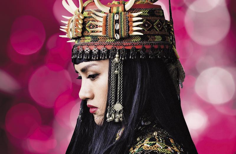 性別議題電影在歐洲有其市場性,讓《阿莉芙》受到法商注意並為電影設計海報。(蔓菲聯爾提供)