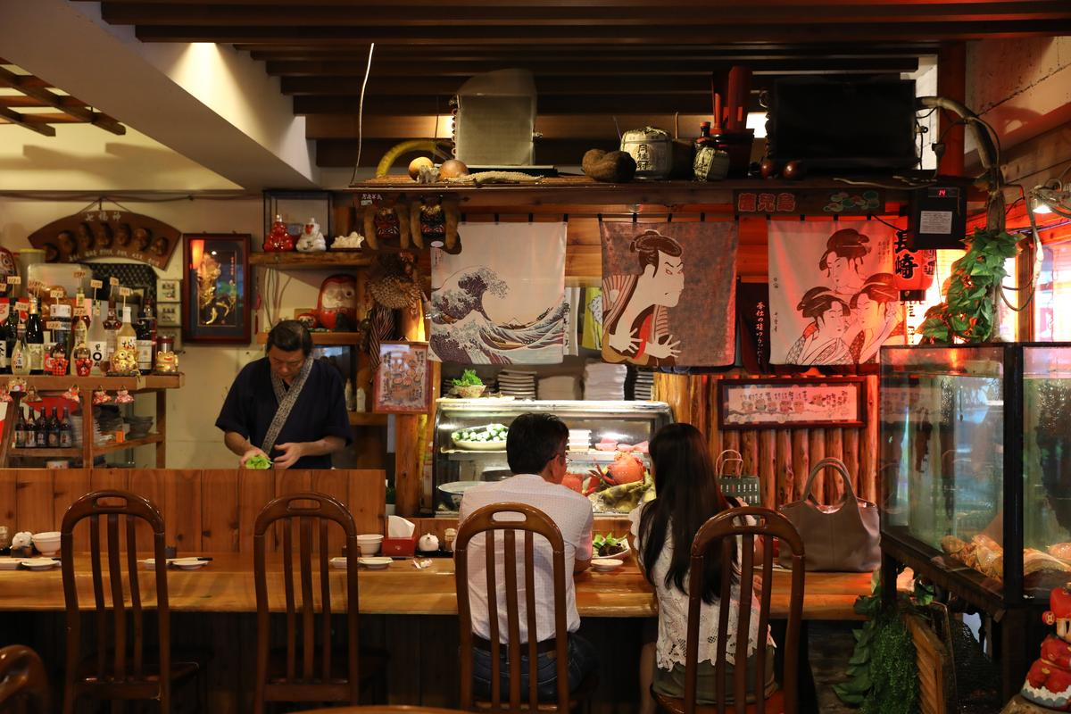 如果老爸喜歡回憶古早氛圍與味道,合江是個好選擇。