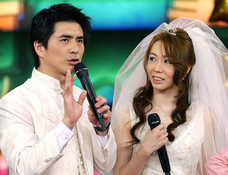 邵昕和婷婷結婚10年,2012年傳出家暴後離婚。