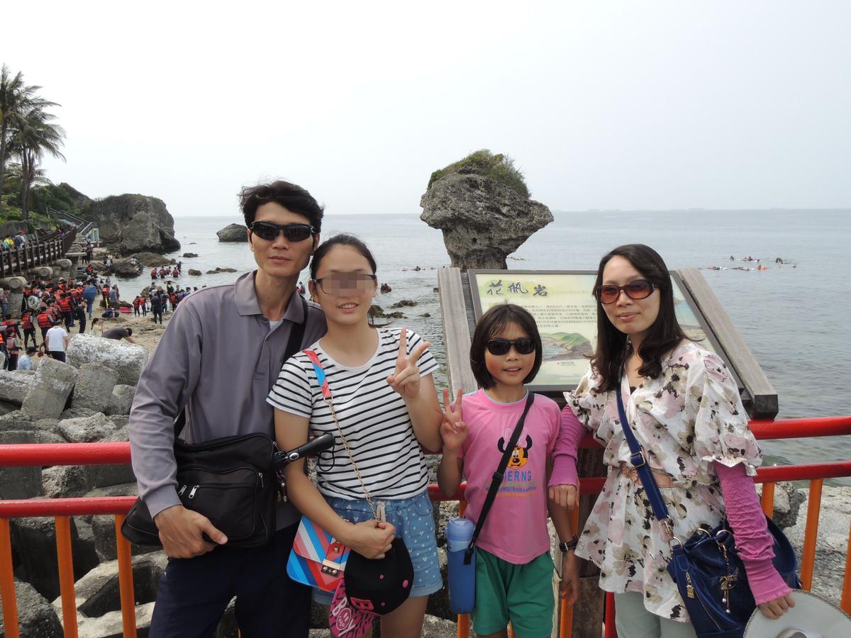 黃惠玲希望退休後能有更多時間陪父母與家人。(黃惠玲提供)