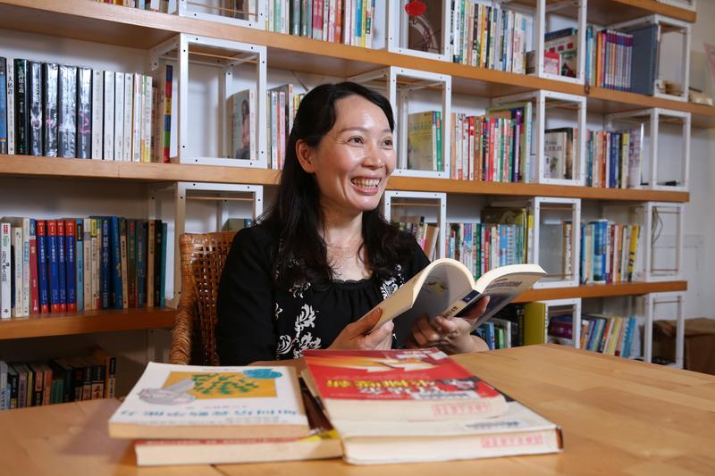 第1次買基金賠錢並沒有中斷黃惠玲的投資路,反而激起她更認真學習,非找出成功方法不可。