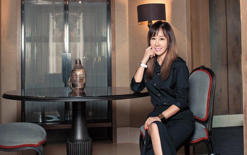 在時尚圈遊走多年的朱愷葳,對流行品味敏銳度高。