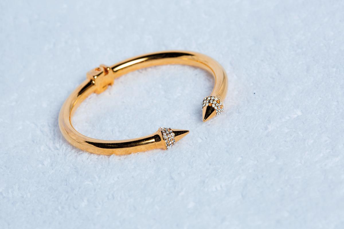 Vita Fede手環。約NT$15,000