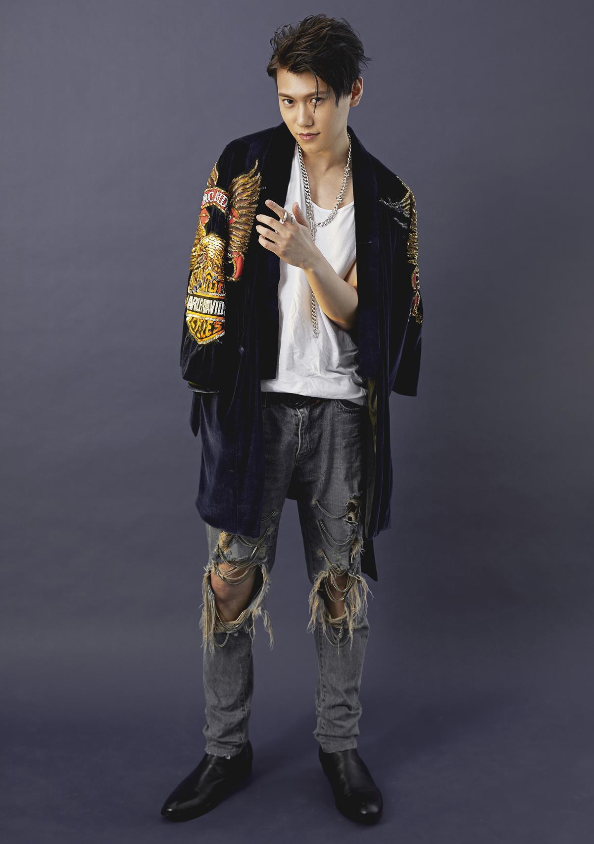 除了主持節目,邱宇辰也將有新戲開拍的計劃。