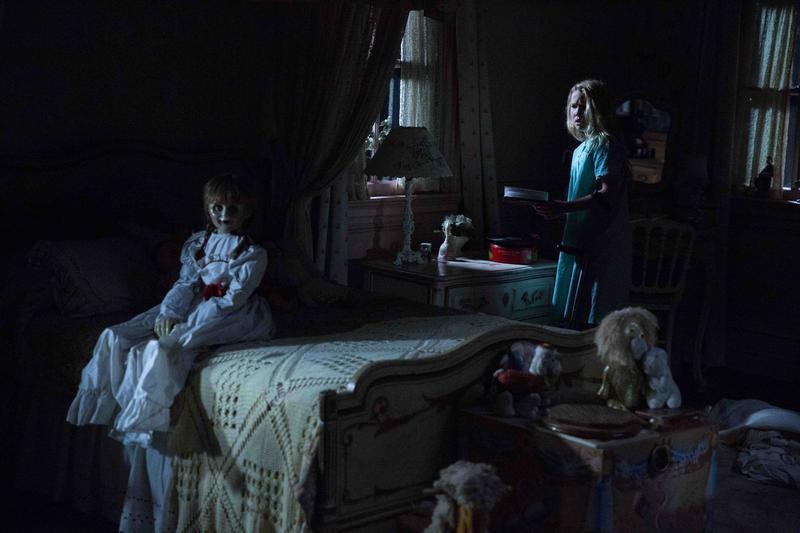 《安娜貝爾:造孽》揭開恐怖娃娃的起源。