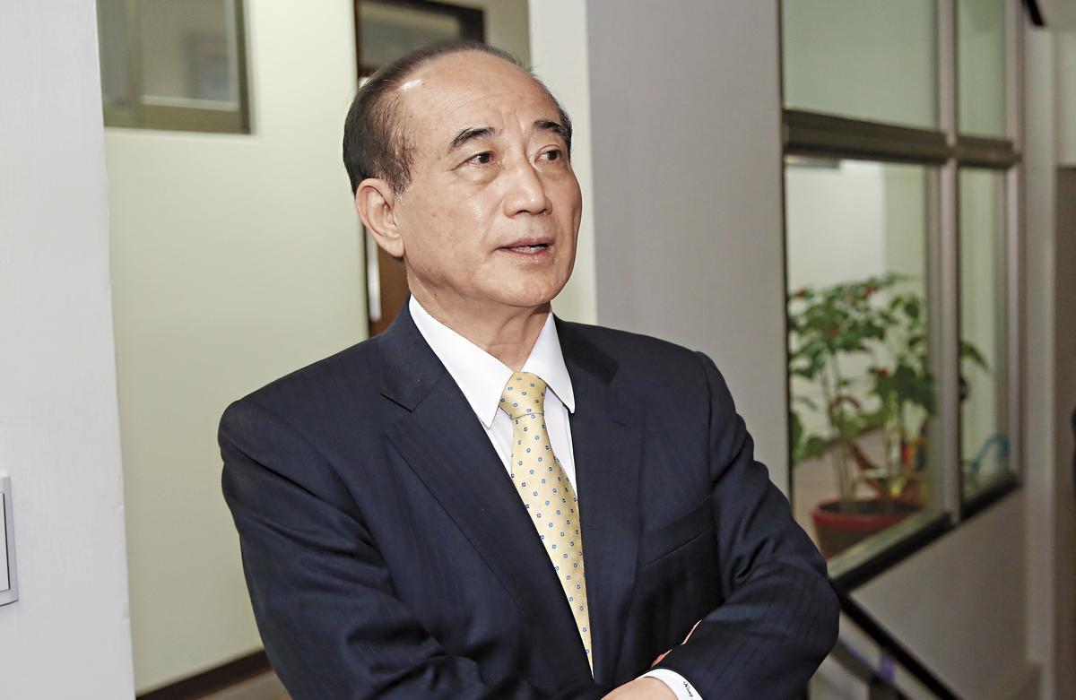 外界不知國民黨欲藉關說案開鍘王金平(圖),意外卡住三中案簽結。