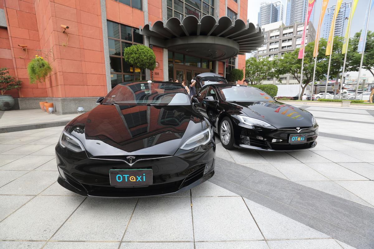 0Taxi車隊目標今年10月前募得1,000萬元、20台特斯拉高階車款Model S。