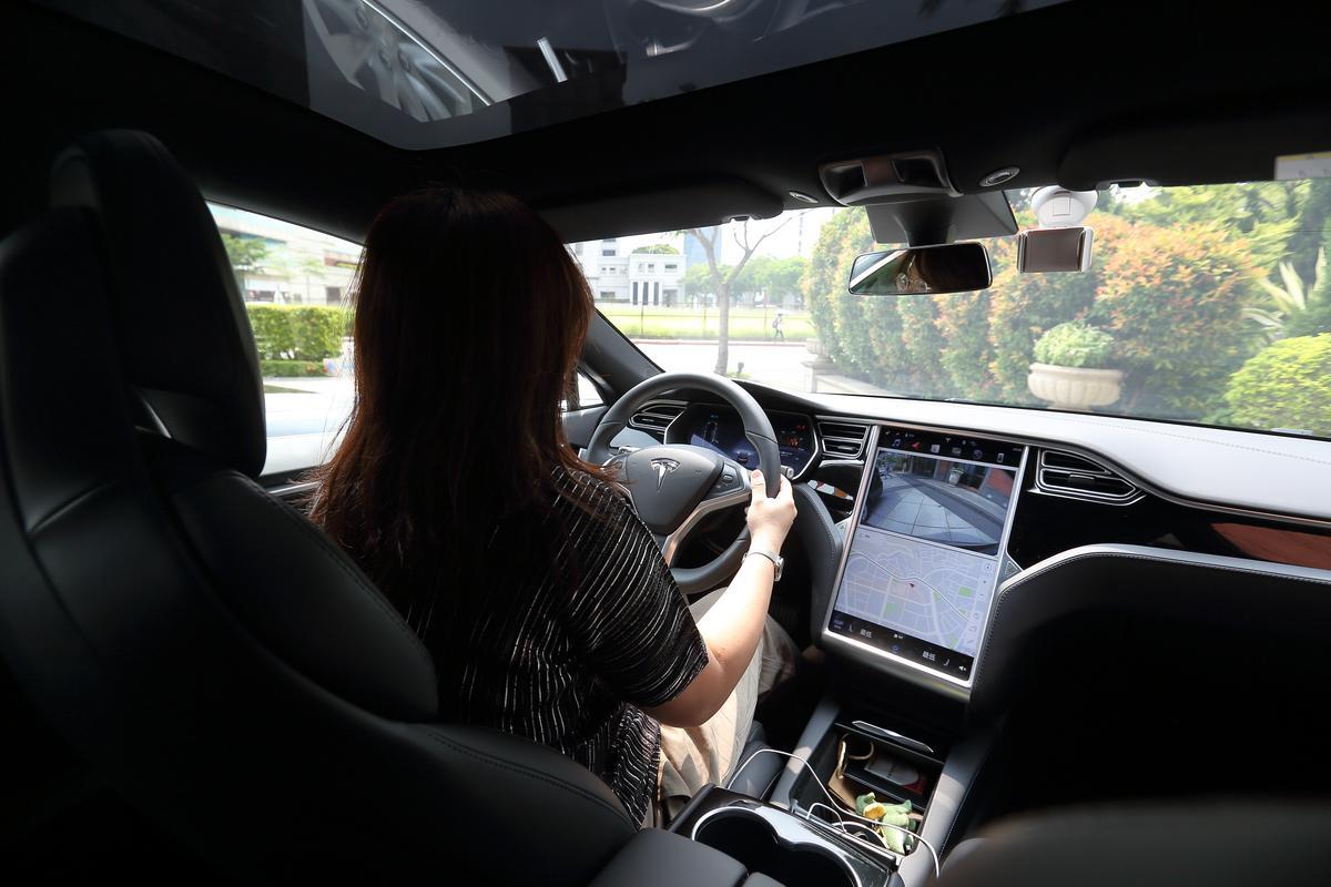 釋出籌組車隊訊息後,王日新說,近日已收到許多司機洽詢加入。