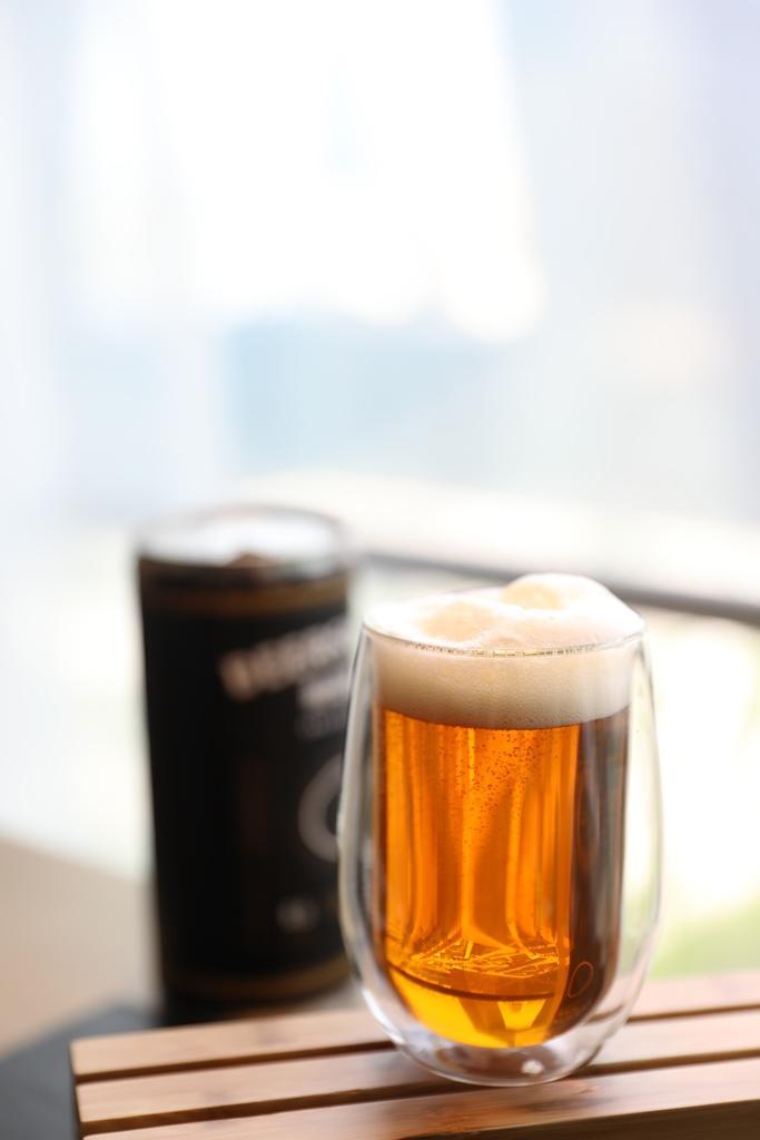 鮮啤吧的精釀啤酒成了北京CBD的時髦產物。