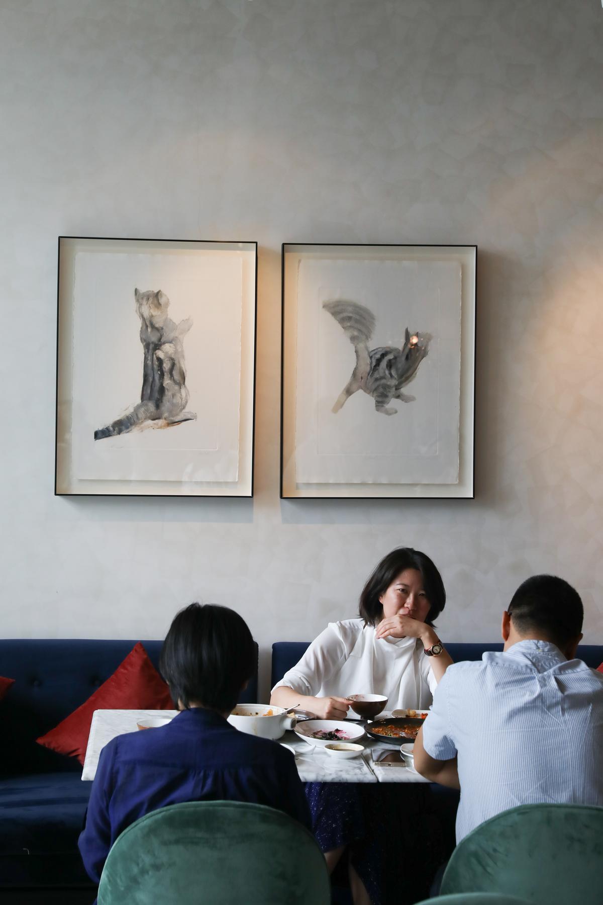 漢舍是在北京CBD中,可以優雅地吃頓川菜的地方。