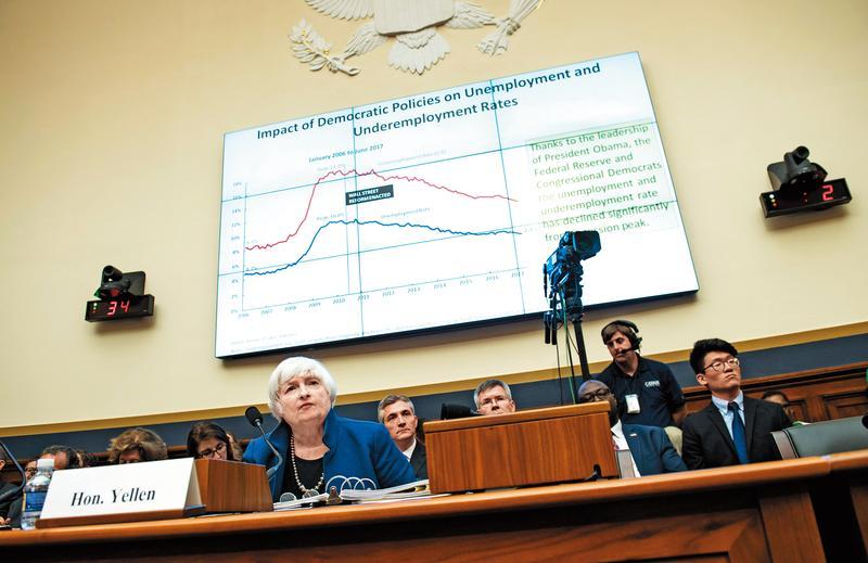 美國聯準會預計年底前縮表,引發投資市場的不安,影響程度甚至高過於升息。(東方IC)