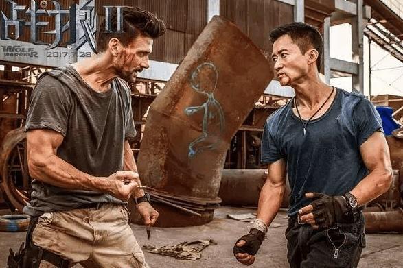 《戰狼2》即將成為中國最賣座電影。