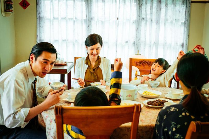 《五味八珍的歲月》播出第4集後終傳來收視破1好消息。