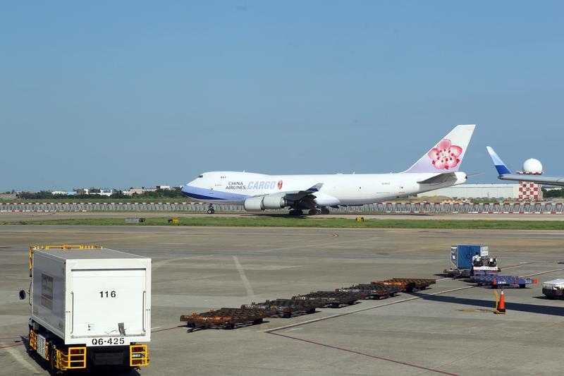 台積電用2倍價格包華航專機載運16奈米設備到南京。