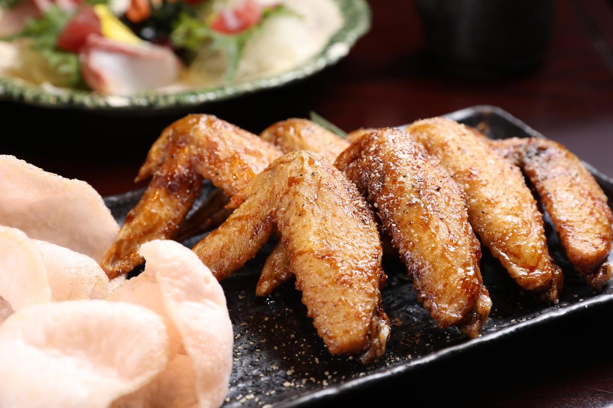 炸雞翅也是名古屋的必嘗小吃。