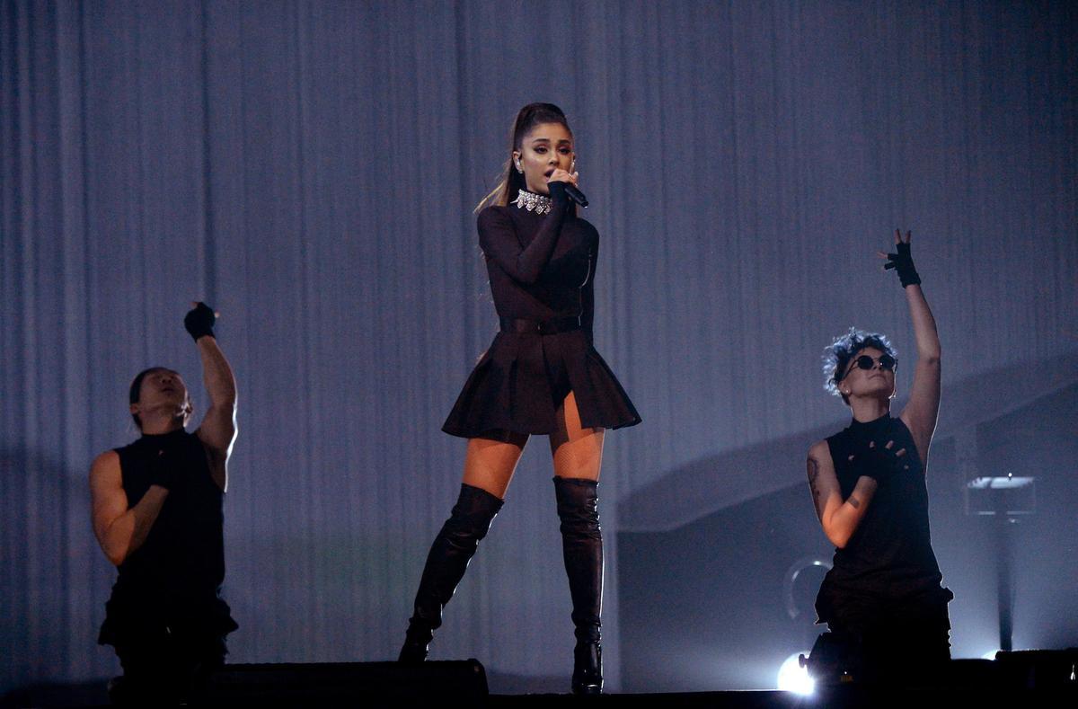 亞莉安娜演唱會將開賣「視線受阻區」門票,讓沒搶到票的歌迷有機會親睹本尊。
