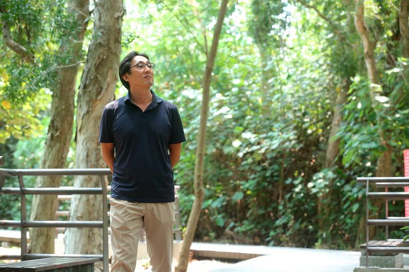 Mr.拉麵創辦人野崎孝男認為,台日雖友好,但兩地交流台灣不能太謙卑,必須要公平交流。