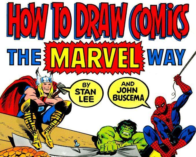 由超級英雄之父Stan Lee與漫畫家John Buscema編寫的《How to Draw Comics the Marvel Way》,被王家麒視為打造《中國隊長》的商業教科書。