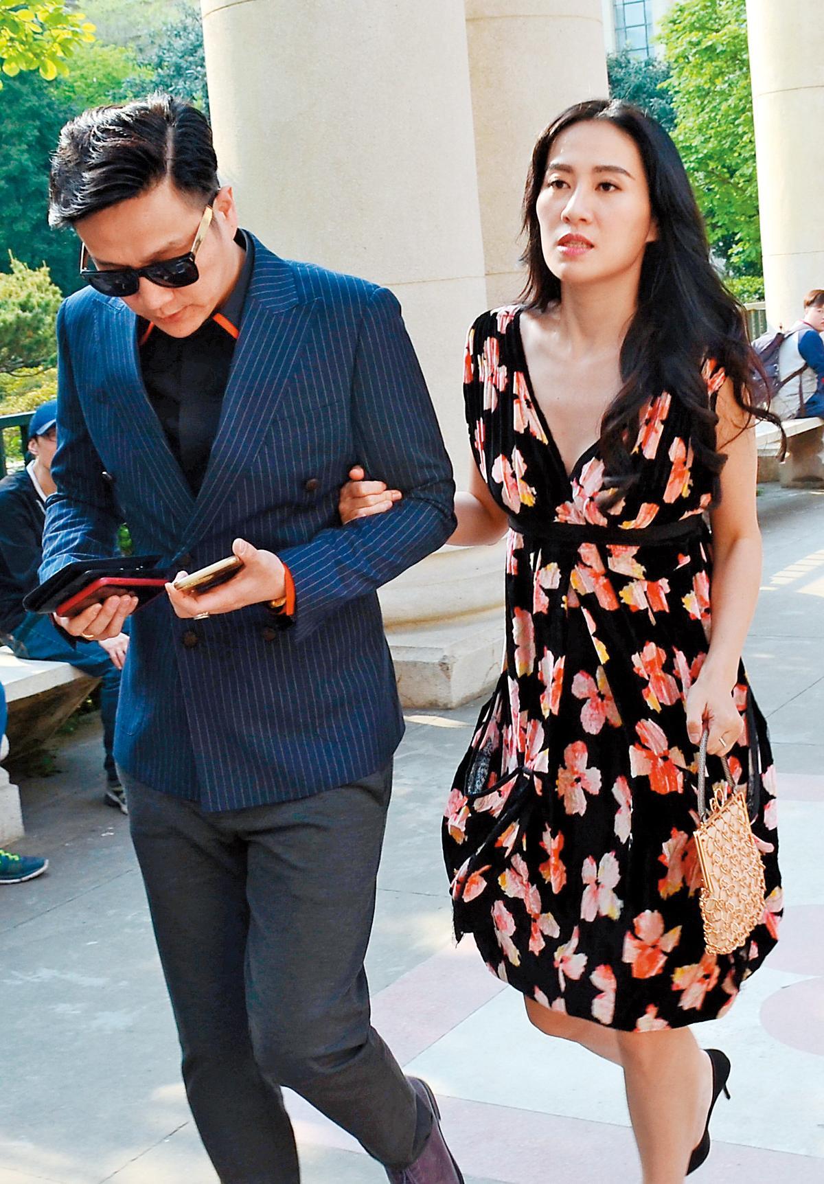 吳京曾跟香港女星葉璇有過一段情,當時女方不認戀情,似乎也嫌棄吳京不紅,而葉璇日前出現在上海,看起來有些憔悴。(東方IC)