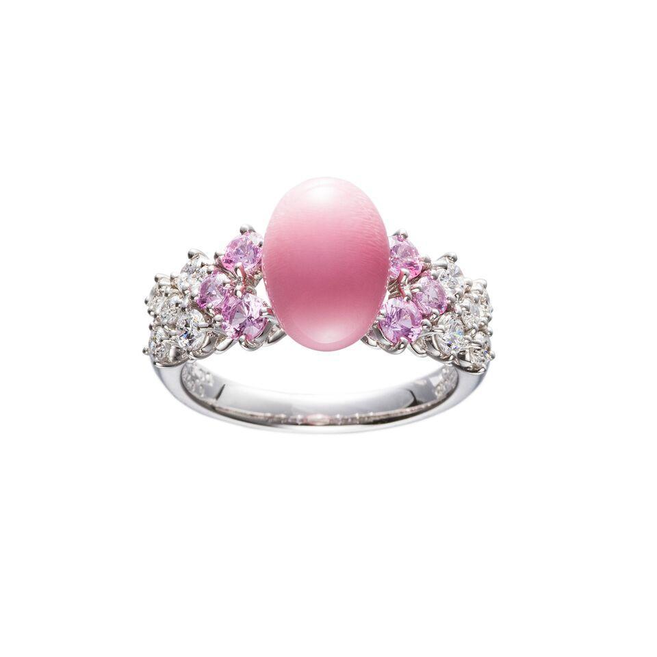 MIKIMOTO 頂級珠寶孔克真珠鑽石墜鍊。NT$5,500,000