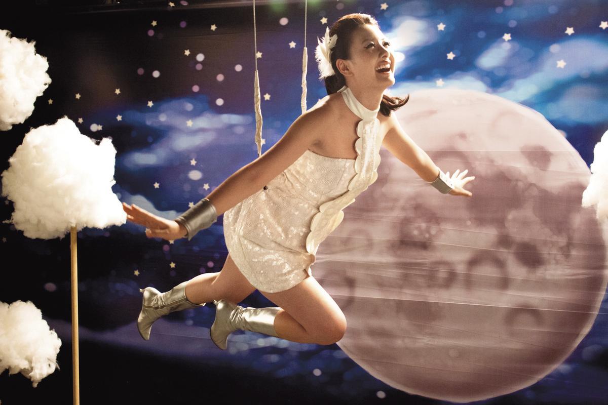 《阿嬤的夢中情人》雖獲得台北電影節最佳編劇獎,但慘賠2千多萬元,讓曾瀚賢領悟到除了製作好內容,也要顧及市場面。(東方IC)