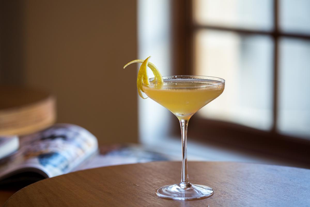這杯就是讓Mikkeller創辦人大讚的Whisky Sour。