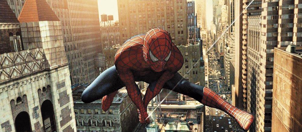 漫威最為人熟知的英雄角色之一,看似平凡無奇的學生彼得帕克在上課時被具放射性感染的蜘蛛咬傷,從此開啟了他的英雄生涯。