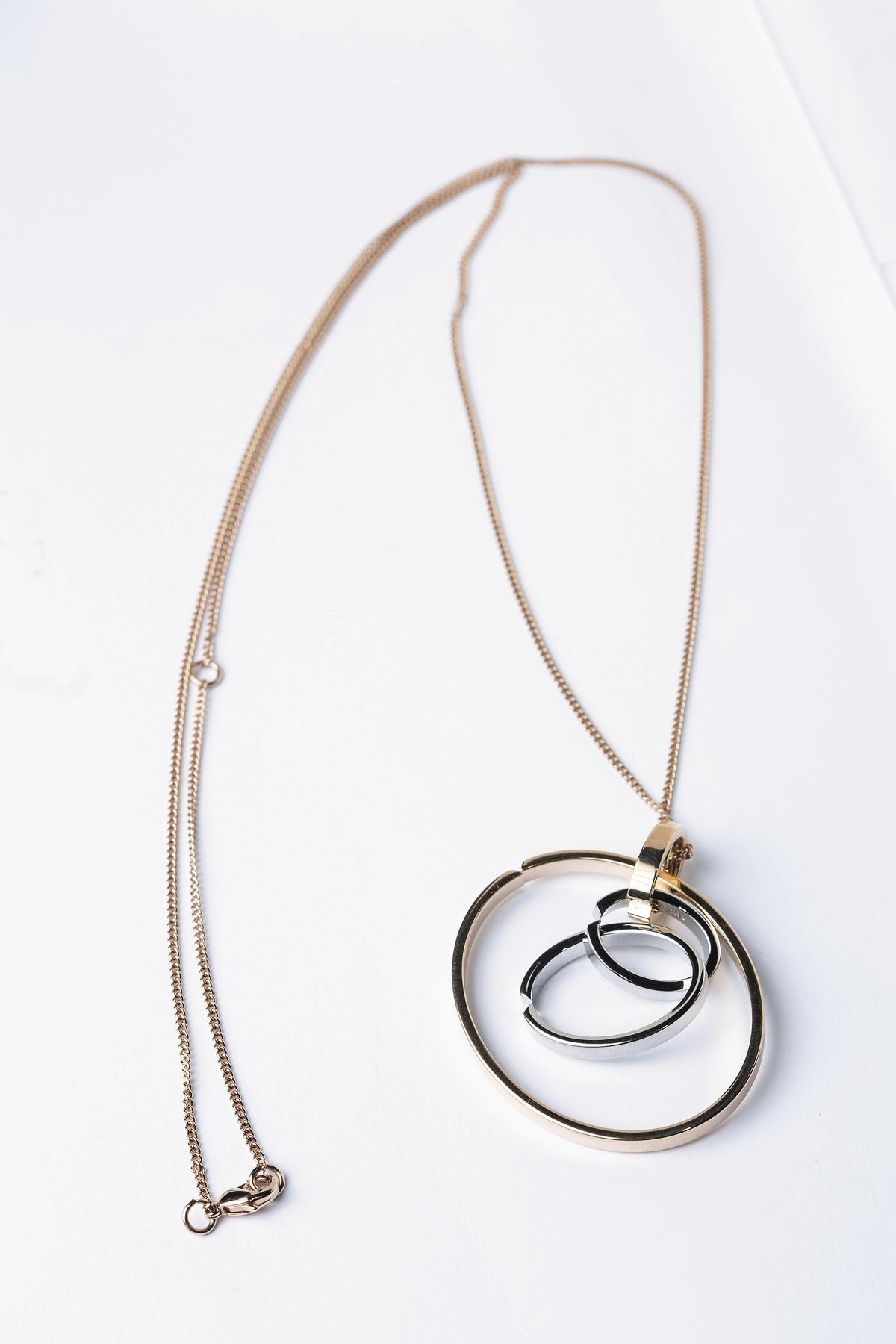 VITA FEDE幾何圖形項鍊。NT$15,500