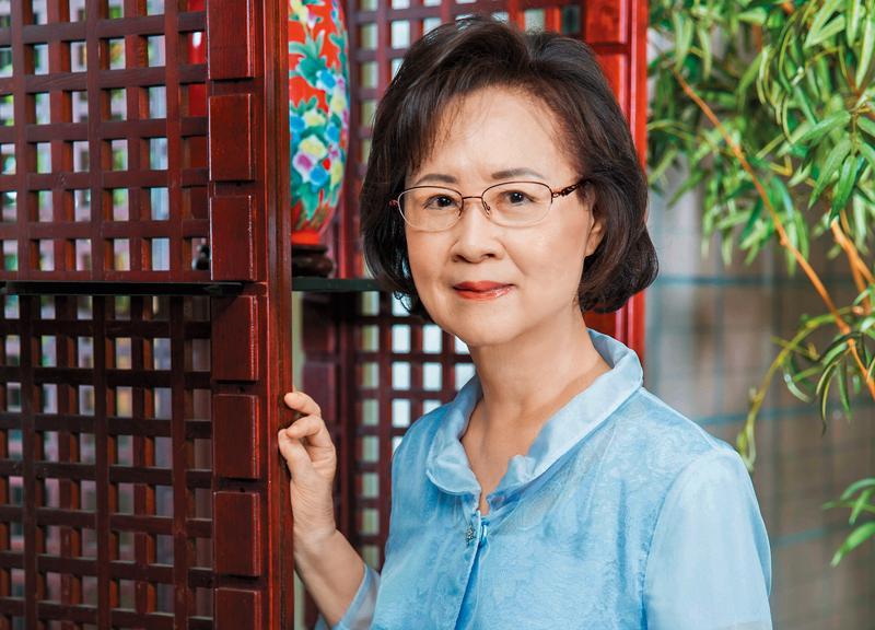 瓊瑤的小說和戲劇影響了好幾代人,可以說沒有她,現在台灣的戲劇圈將大不相同。 (天下文化提供∕攝影張士奇)