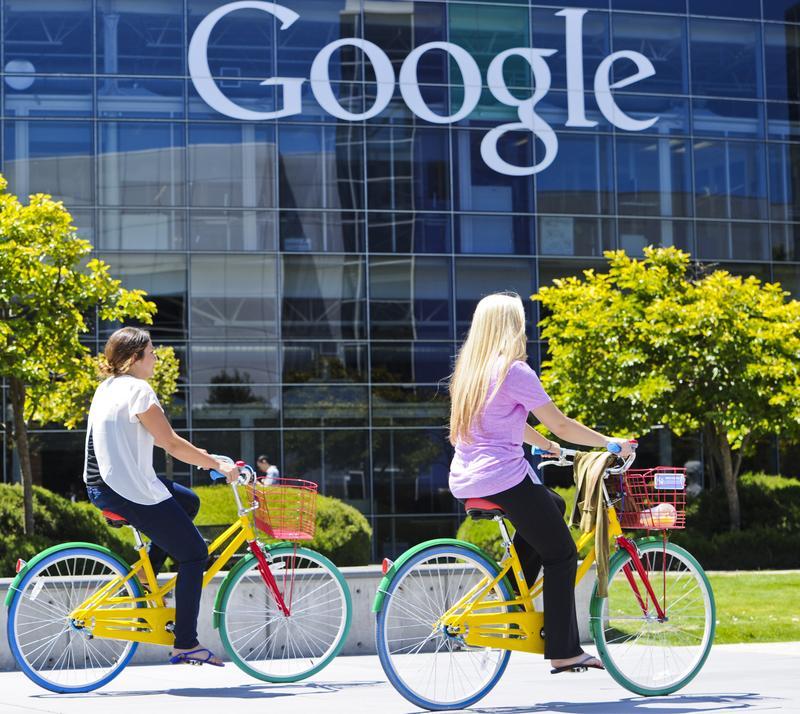 Google重男輕女的企業文化,最近引發兩性平權的激烈論戰。(東方IC)
