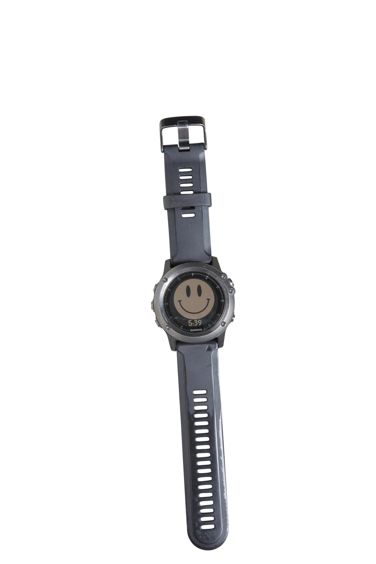 GARMIN三鐵錶。約NT$20,000