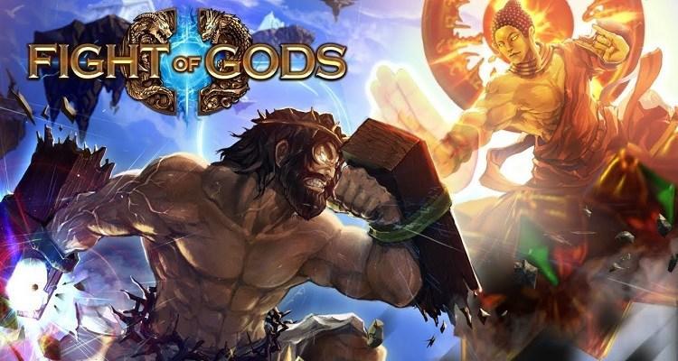 眾神都加入格鬥行列了!