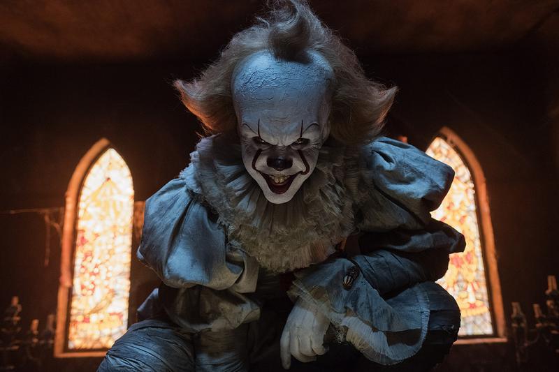 小丑潘尼懷斯上次出現時,恰好跟故事設定的規則一樣,都是在27年前。