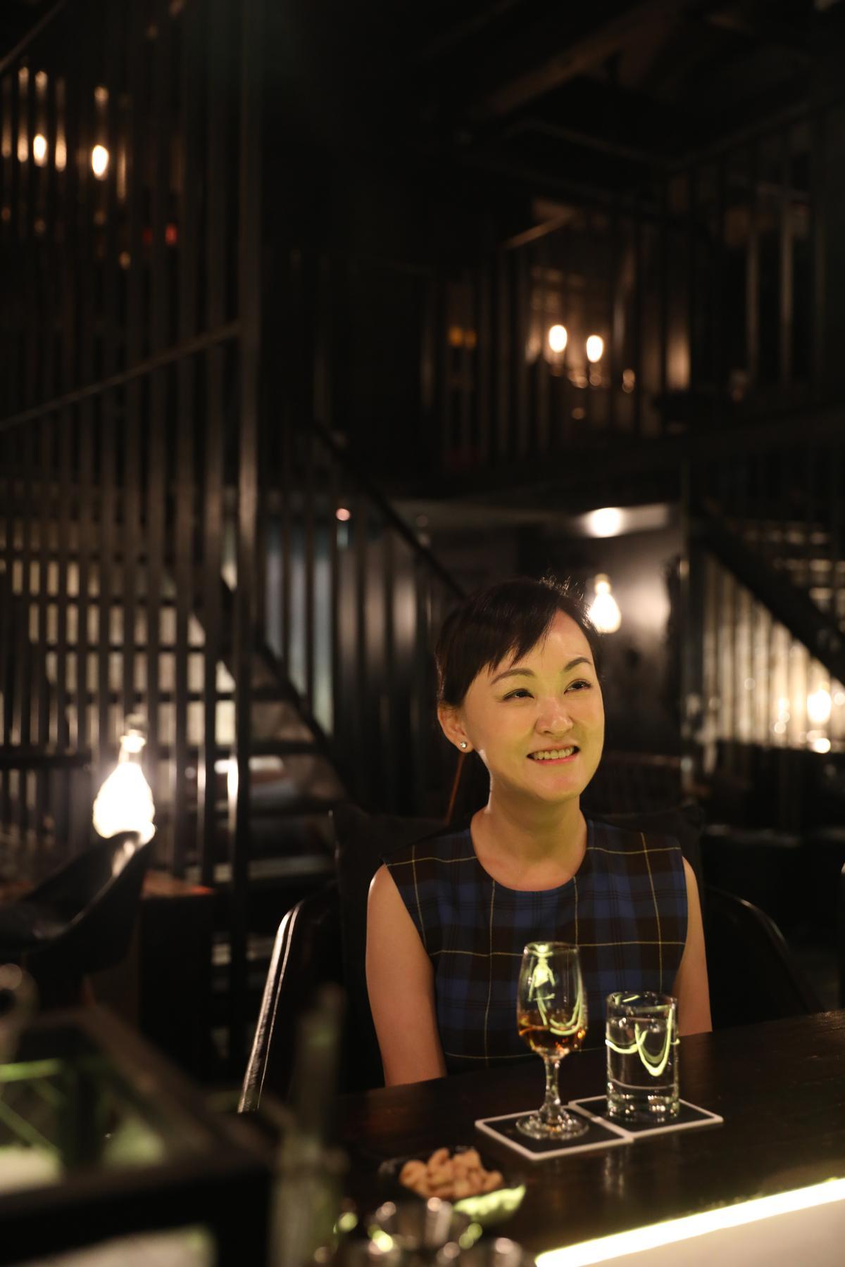 Julie在中國闖蕩數年,一步一腳印累積了對當地烈酒市場的深入理解與準確眼光。