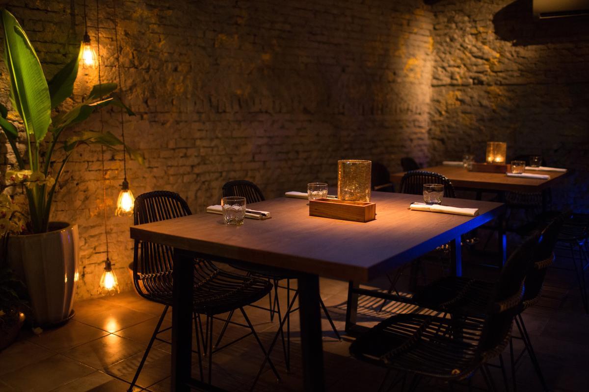林明健想打造「Longtail」為悠閒又時髦的餐酒館。