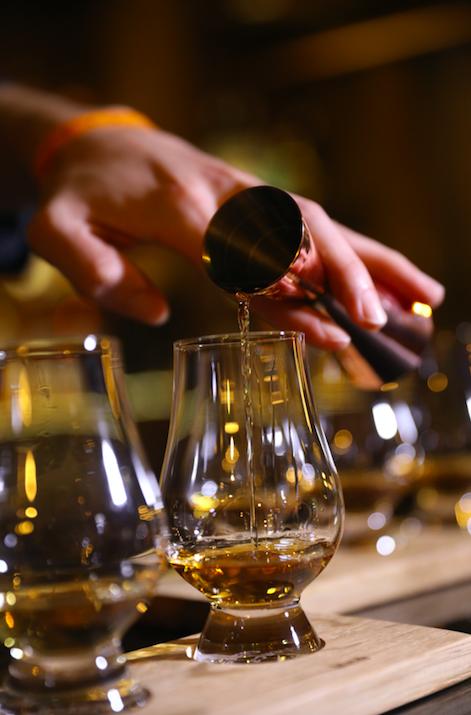 威士忌不斷變化的魅力,讓許多人如Kelly般全心投入這個產業。