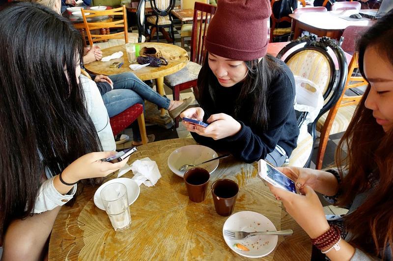 手機定位日益普遍,也衍生許多意想不到的應用方式。
