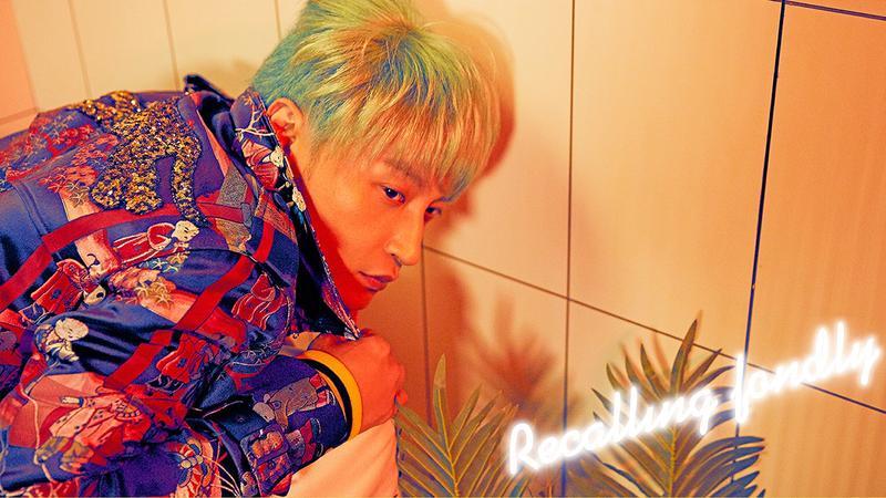 陳志朋出創作的第2波主打歌〈緬懷〉。