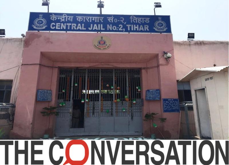 作者在新德里的Tihar中央監獄訪問了上百位強姦犯。