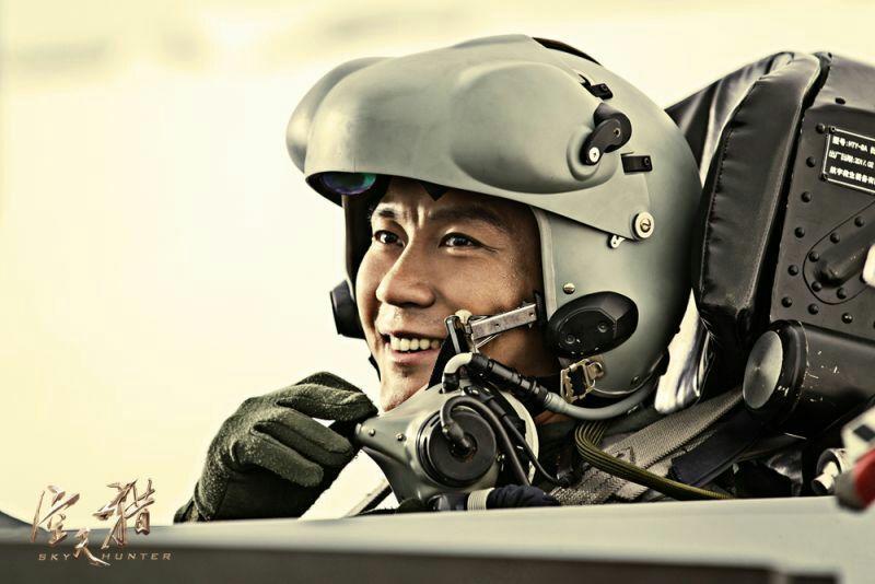 《空天獵》為李晨首度執導,范冰冰當女主角。