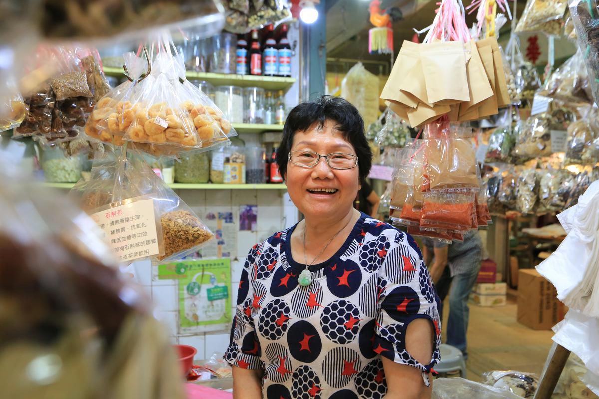 老闆娘雖然不太會講國語,但人很親切。