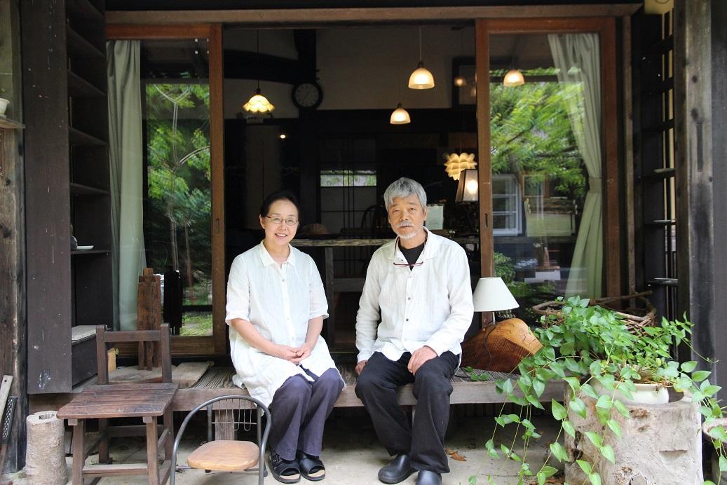 由藝術家夫妻兩人經營的咖啡館和體驗處。