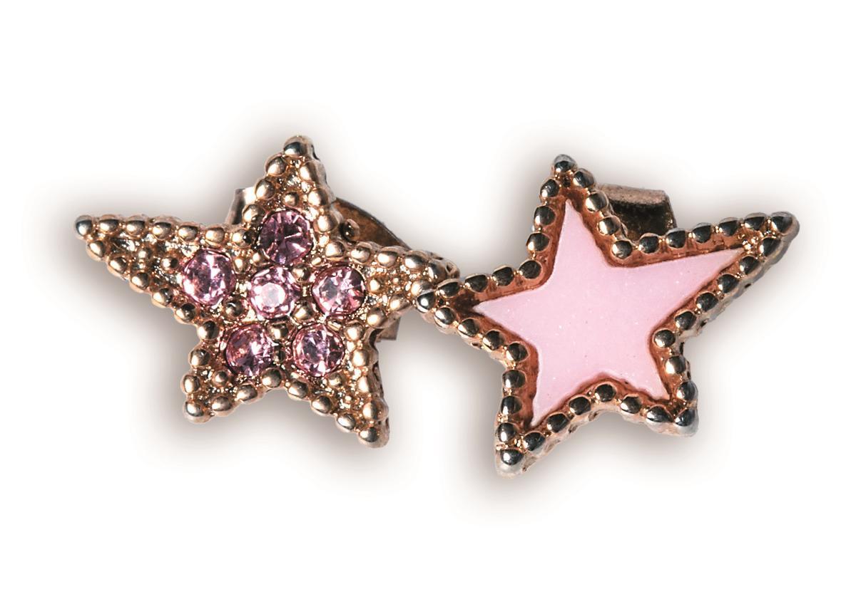 東區小店買的星星耳環。約NT$380