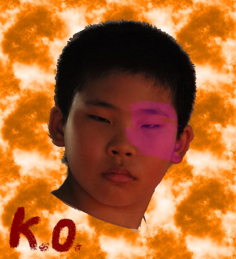 竇靖童新專輯的《Kids Only》封面,是用表弟隨手拍攝的照片改圖完成的。(Katie Chan Productions Co Ltd 提供)