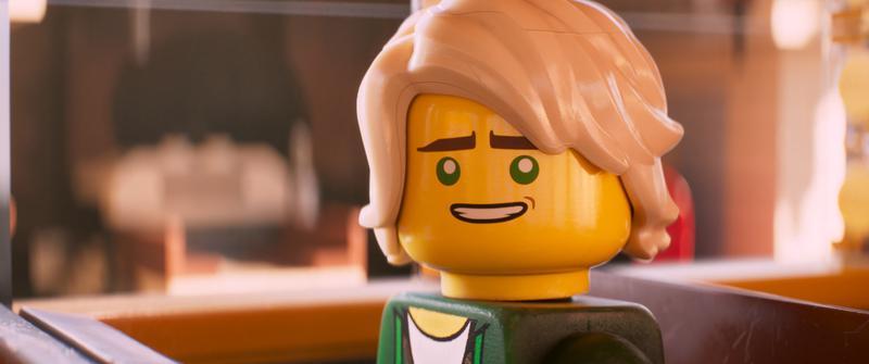 勞埃德是綠忍者,也是伽瑪當從來沒有相認過的兒子,看起來就是天然呆。