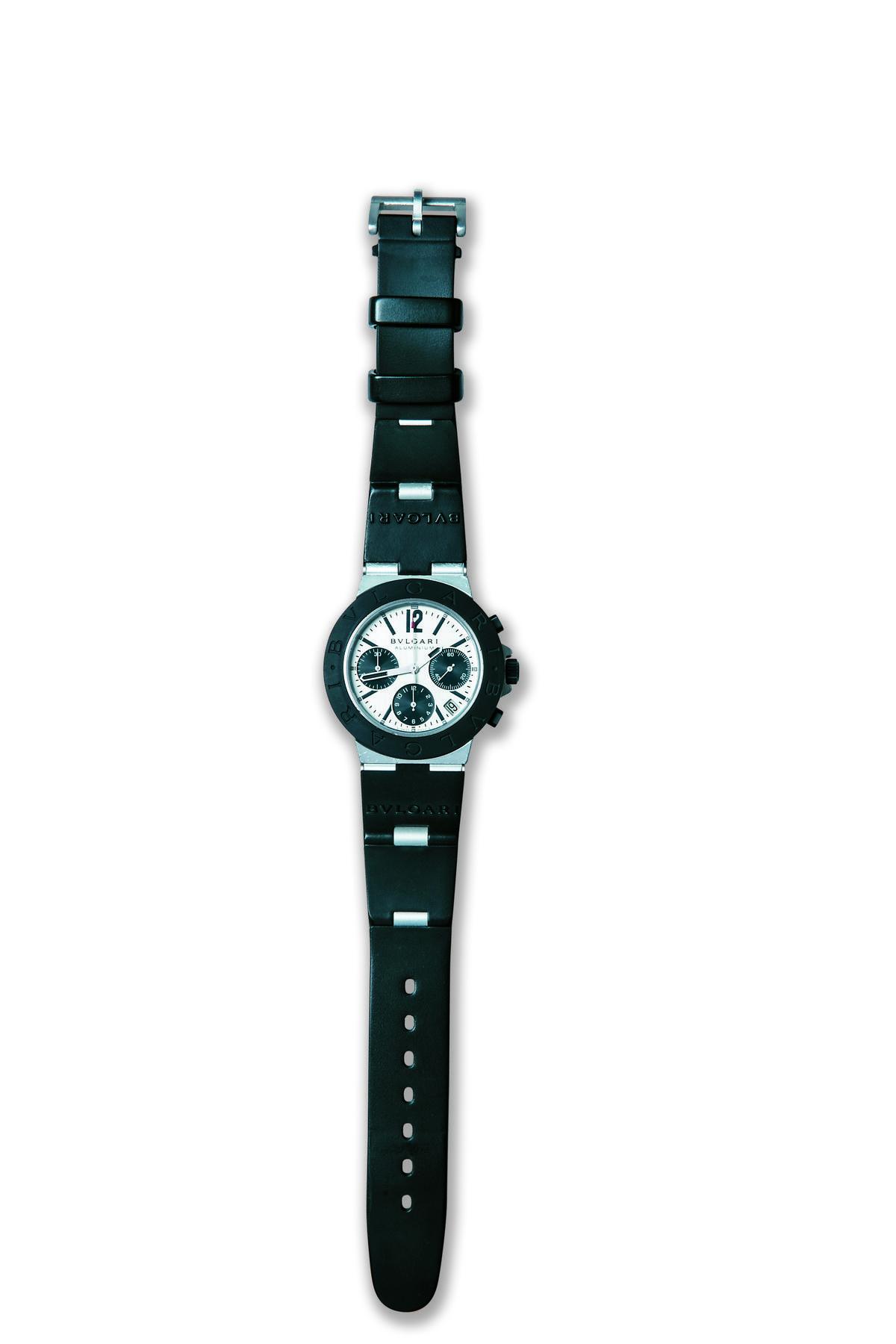 BVLGARI手錶。約NT$200,000