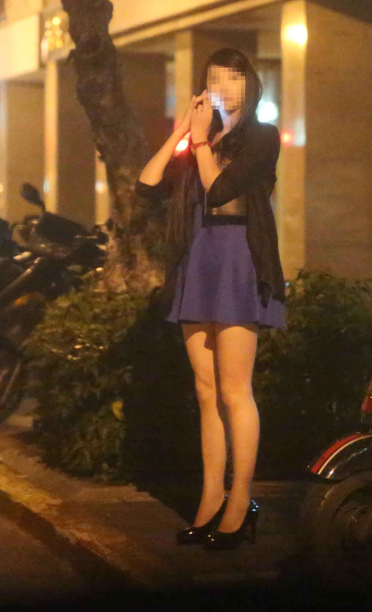 OLA酒吧的女陪侍不論穿著及氣質,都絲毫不遜於北市知名酒店。
