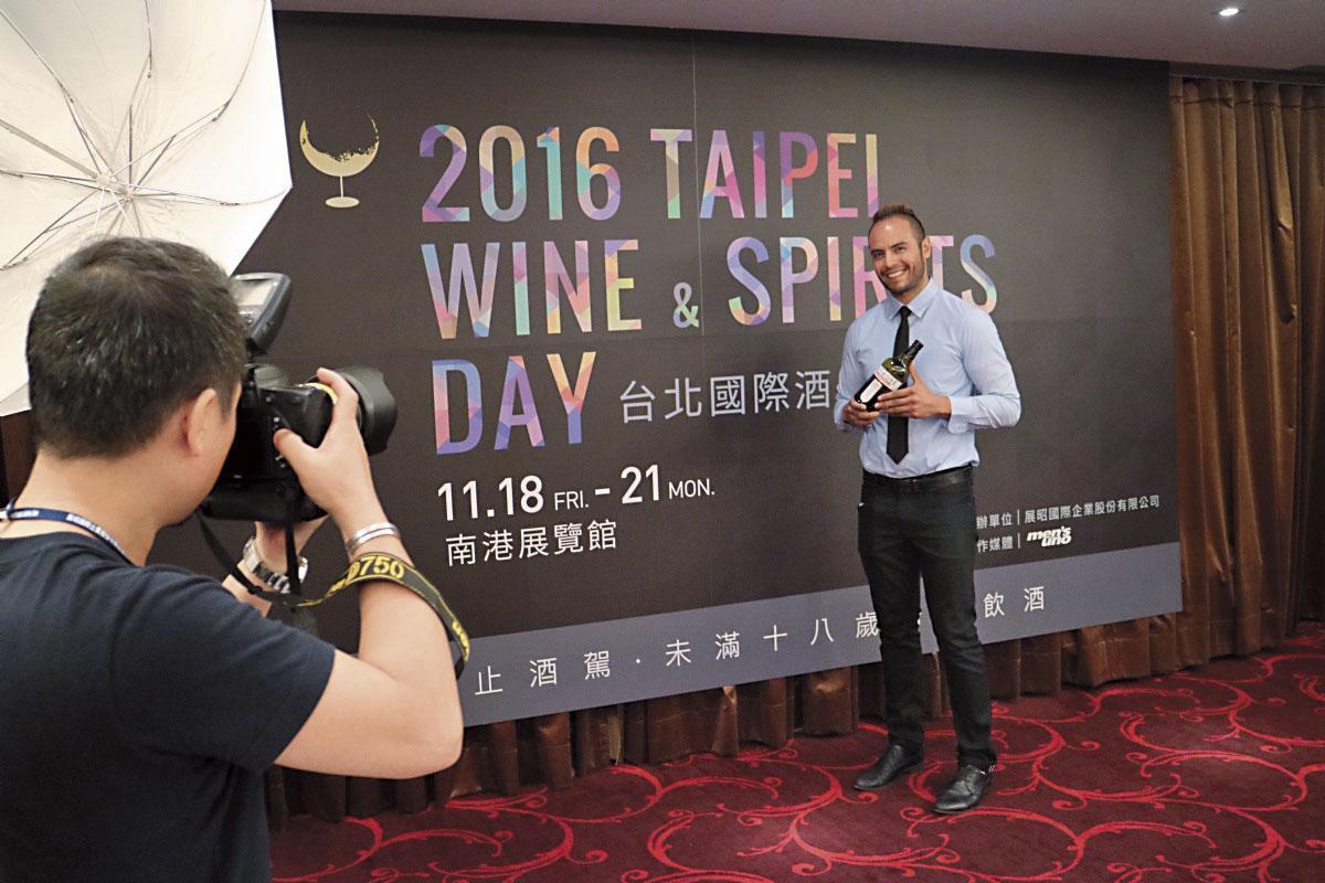 參與酒展、報導酒展,是媒體與酒界互動的最佳時機。