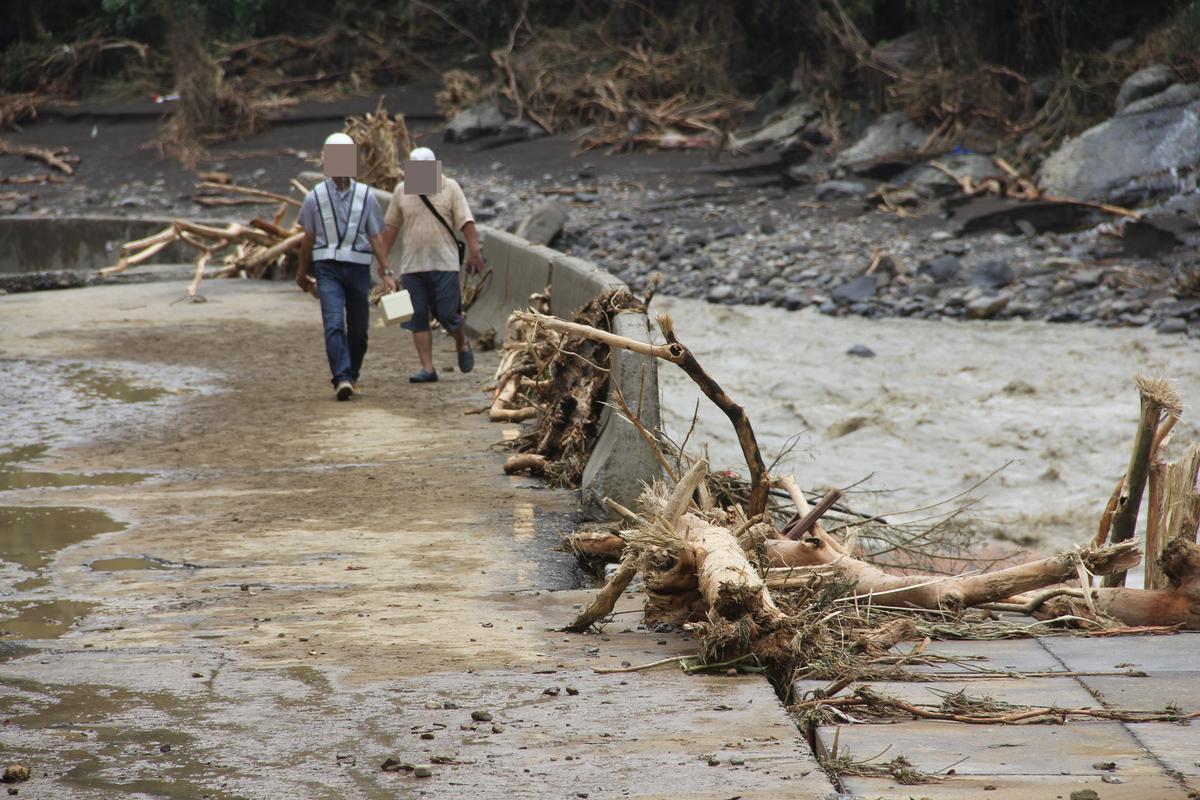 2015年蘇迪勒風災影響,登山步道受損封閉,春光走漏的情況才暫時平息。